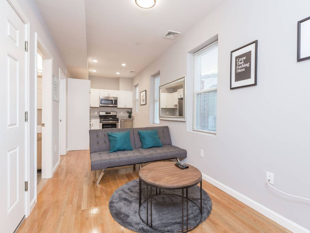 Newly Renovated 2 BR in North End by Domio Two Bedroom Apartment ...