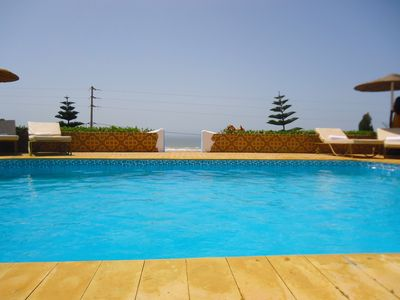 Photo for Villa with private pool and stunning sea views