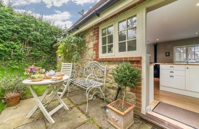 Photo for Sakers Cottage nestles within the last remaining Apple and Pear orchards of the area.