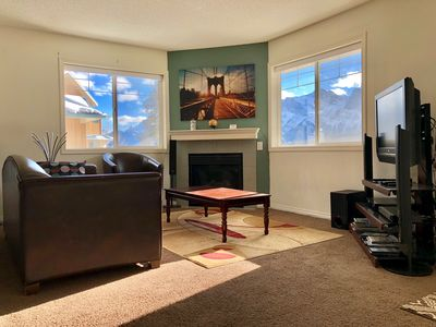 Photo for 2BR Condo Vacation Rental in Harvie Heights, AB