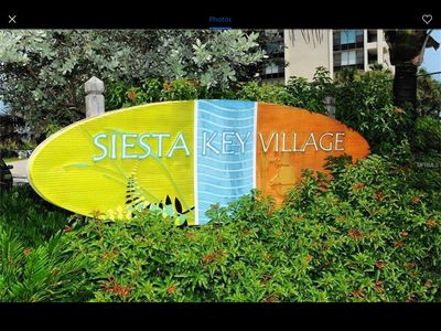 Photo for Coolest House in Siesta Key Village