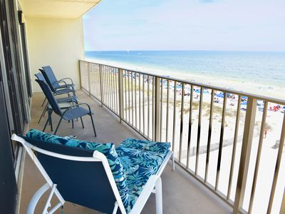 Gulf Village 416 ~ See the Gulf from all Bedrooms ~ Bender Vacation Rentals