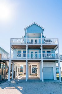 Photo for Excellent views and just steps to the sand. Can accommodate up to 13 guests!