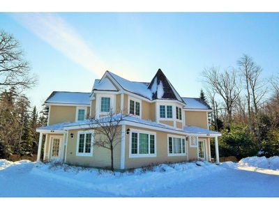 Photo for SEASONAL RENTAL  Fabulous Mt. Snow Town home@ upscale Kingswood