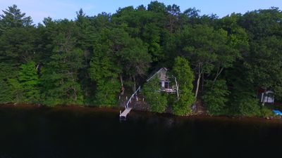 Photo for Cozy Cabin On Beautiful Lake Placid- Part of the Tiger Cat Flowage
