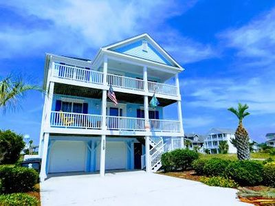 Photo for Ocean Breezes, Great Views, Dog-Friendly!