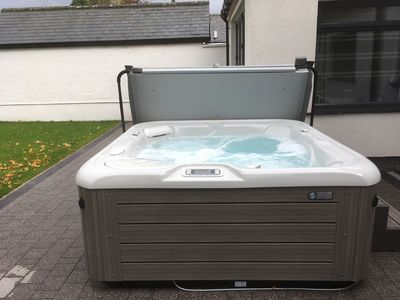 Photo for ANCRUM HOUSE  self-catering accommodation in Gretna Green with hot tub