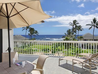 Photo for Poipu Kapili #27: 2 BR / 2 BA condo in Koloa, Sleeps 4
