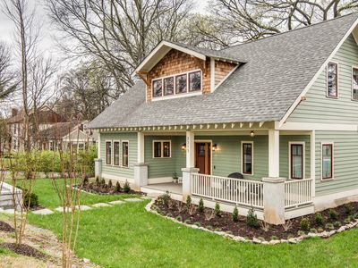 Photo for Charming Craftsman Home In 12South