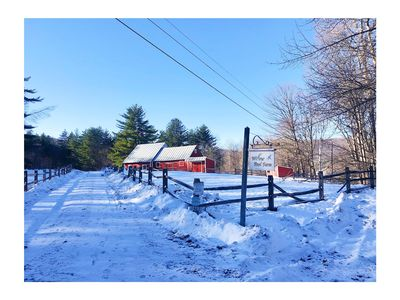 Photo for Classic Vermont farm property on 160 acres with breathtaking views and property