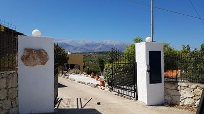 Photo for Characteristic Cretan 2 bed Villa with private pool