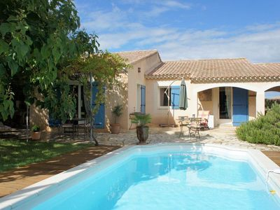 Photo for Villa rental with pool near Avignon - South France