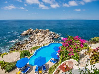Photo for VILLA MIA, (OWNER DIRECT CONTACT) 15 BDR OCEANFRONT