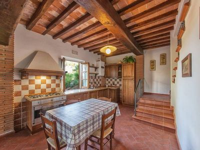 Photo for Farm Holiday in Bucine-Arezzo-Tuscant-Italy Residential flat