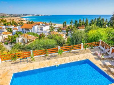 Photo for Bay View Villa Peyia
