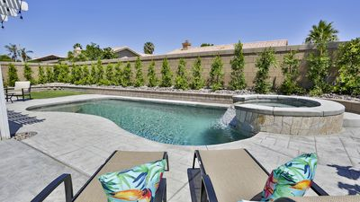 Photo for Perfect Desert Getaway Home with Private Pool and Spa