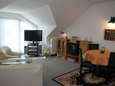 Photo for Holiday apartment between the Baltic Sea beach and Bodden - Holiday Apartment between Baltic Sea beach and lagoon