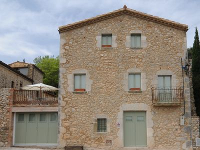 Photo for Stunning newly restored 18th century Catalan farmhouse with great views