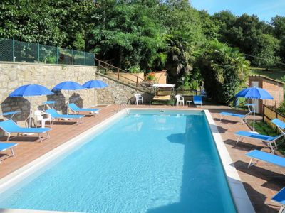 Photo for One bedroom Apartment, sleeps 4 in Caminino with WiFi
