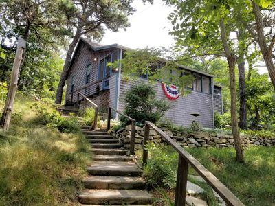 Photo for 3BD Cape Cod Cottage--Steps from Wellfleet Harbor