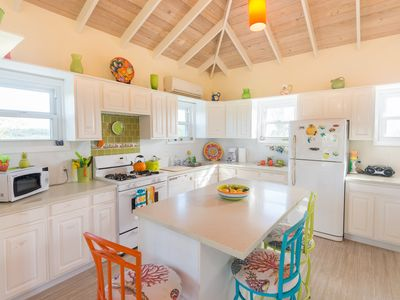Photo for 4 Bedroom - 92 steps from Grace Bay Beach/Coral Gardens