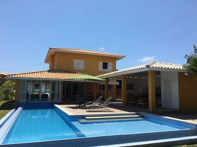 Photo for Beautiful and cozy holiday home in Costa do Sauípe!