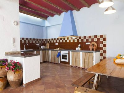 Photo for Sant Rafel Del Riu: Country Cottage / Gite - at only 20km from the beach.