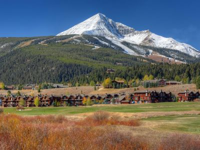 Photo for Luxurious Big Sky Rental, Perfect for Families, Meadow Village