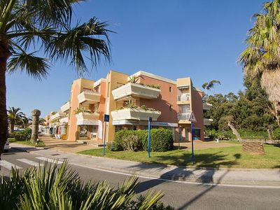 Photo for 1BR Apartment Vacation Rental in Cavalaire-sur-Mer, Provence-Alpes-C��te d'Azur