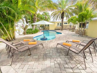 Photo for Private Pool, Super Cute Home, May Available! Anna Maria Cottage: 3 BR / 3 BA