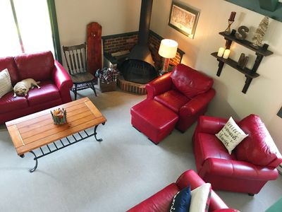 Photo for Ultimate Ellicottville Ski Experience: Cozy, comfortable and sleeps 17+