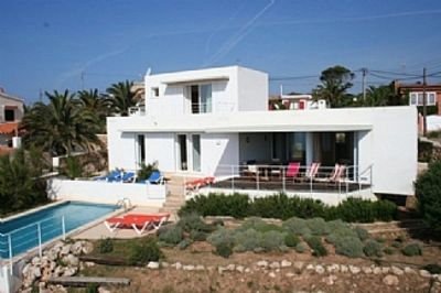 Photo for Detached Villa With Private Pool And Fantastic Sea Views
