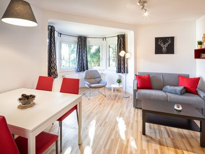 Photo for Apartment Mozart 1- quiet and renovated apartment in the center of Zell am See, 400m to cable car