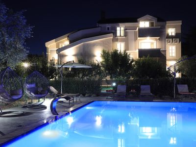 Photo for NEW LUXURY VILLA ADRIANA WITH SWIMMING POOL