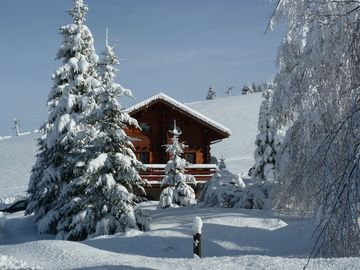 Individual chalet classified for 6 people maximum