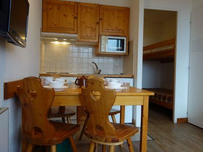 Photo for Apartment Home Club in Tignes - 4 persons, 1 bedrooms