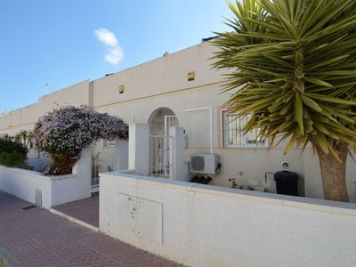 Photo for Apartment with roof terrace, within walking distance from Marquesa Golf