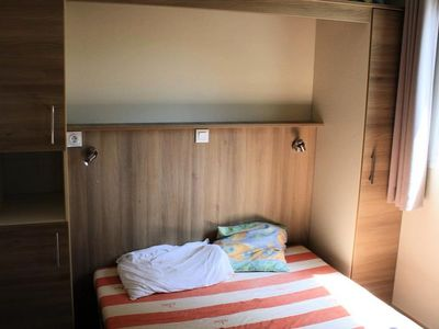 Photo for Campsite Le Champ Long **** - Mobil Home without bathroom 3 rooms for 4 people