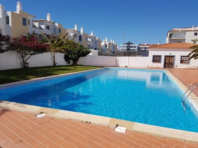Photo for Full ♥ Albufeira, sea view, pool, for up to 6 people