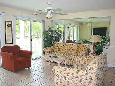 Photo for 2 Bedroom/2 Bathroom, Full Kitchen, 27 Hole Golf Resort, Close to Beach in Calabash, NC(2705)
