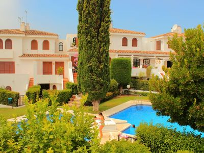 Photo for -	Estepona-Albayalde. Spacious and comfortable apartment ideal for families