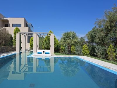 Photo for holiday villa to rent greece crete