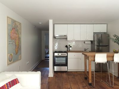 Photo for All-New Brooklyn Garden Apartment