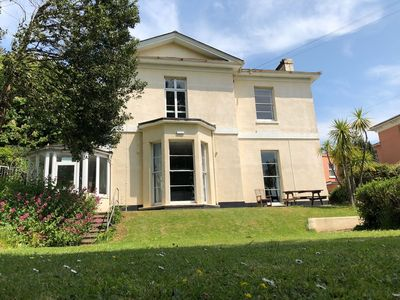 Photo for Large 14 Bedroom Victorian Villa located in the heart of Torquay