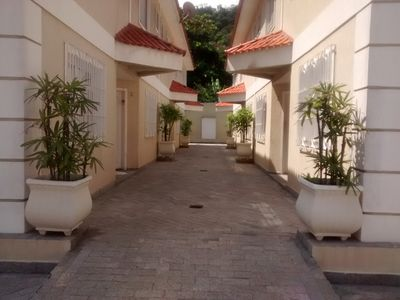 Photo for Beautiful house with 2 suites for 8 people, near the beach of Enseada.