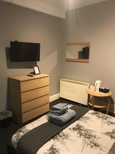 Photo for Top Double Room in Chorlton, Fully Furnished, Close to City Centre, Best Rates