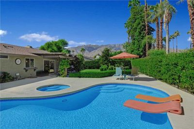 OVER POOL -Oranj  Palm Vacation Homes