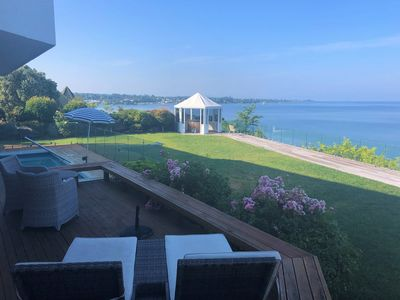Photo for Huge Lakefront Home - Heated Swimming Pool, Hot-Tub & BEST Lake Views in Town!