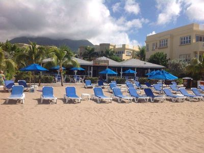 "Photo for ""Mango"" -  NEW!! Vibrant Condo Yards from BEACH at Hamilton Beach Villas & Spa"
