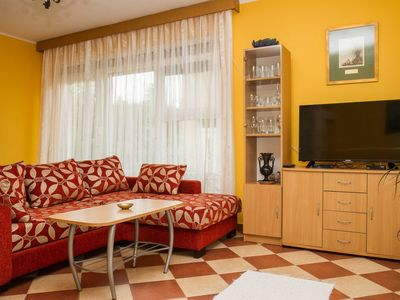 Photo for Vacation home Balaton H450 in Balatonmariafurdo - 5 persons, 2 bedrooms